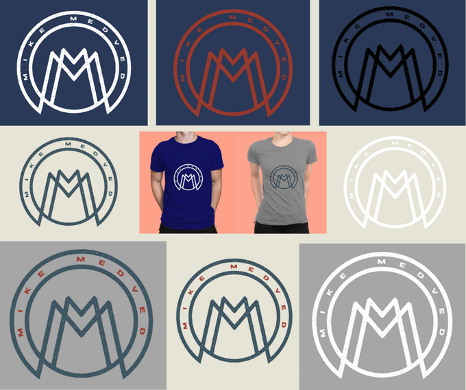 I haven't chosen the T-Shirt color scheme quite yet & I'll have a few styles to select from!