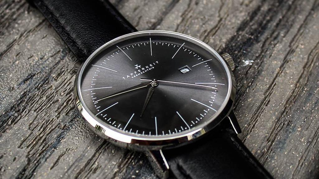 Tapferkeit Watches - Affordable Bauhaus Inspired Watches project video thumbnail