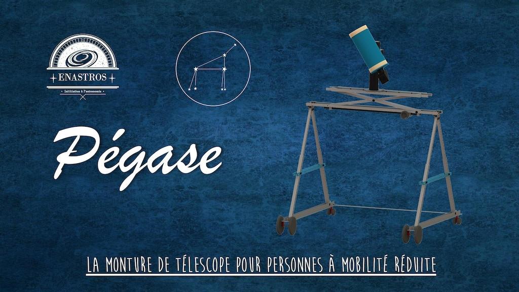 Pégase project video thumbnail
