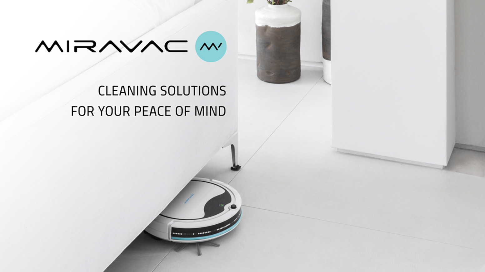 Automate your cleaning routine. Robotic vacuum with powerful turbo suction at an incredible price. Perfect for pet owners.