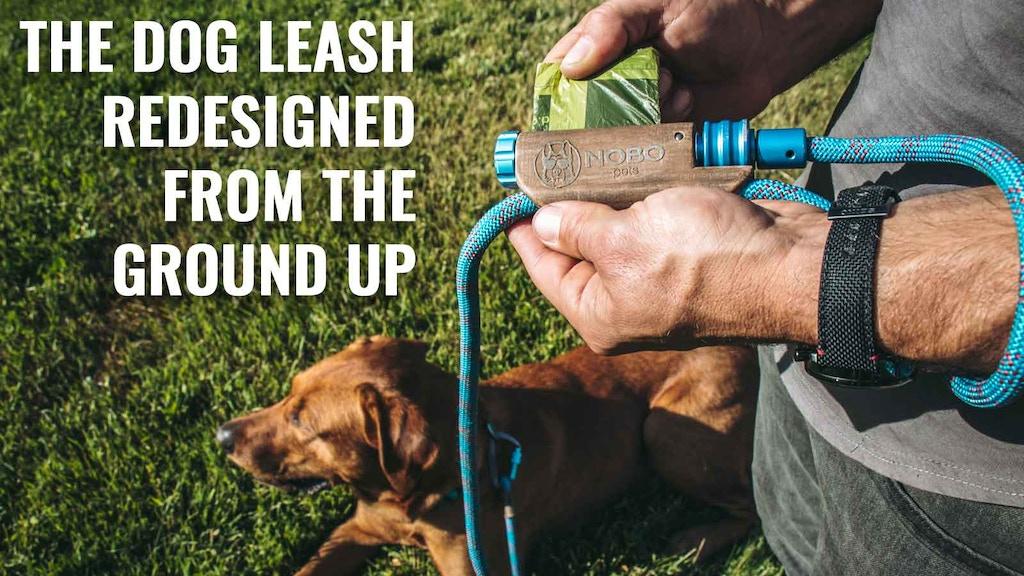 NOBO Pets Dog Leash project video thumbnail