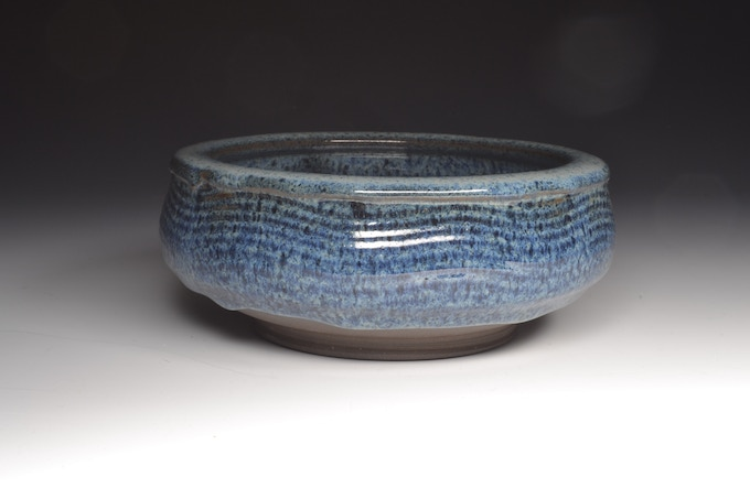 "Small Wave Bowl  6"" x 3""  $25"