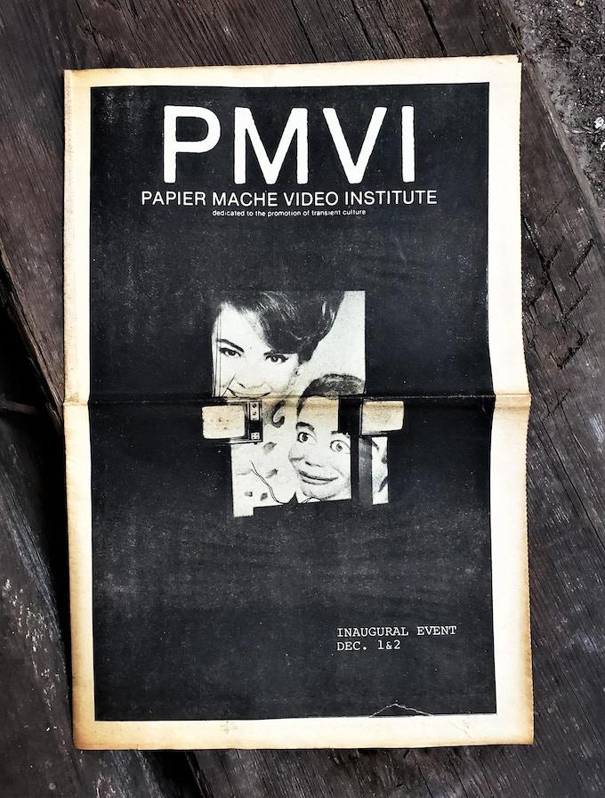 1979 Art Show PMVI program