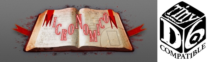 MICRONOMICON: A Compendium of Magic for Tiny Dungeon 2e and Other Games