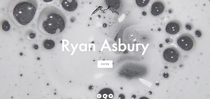 Index Page for RyanAsbury.co.uk