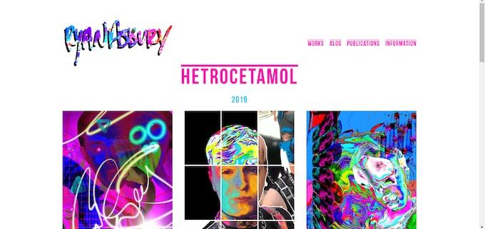 Hetrocetamol series page