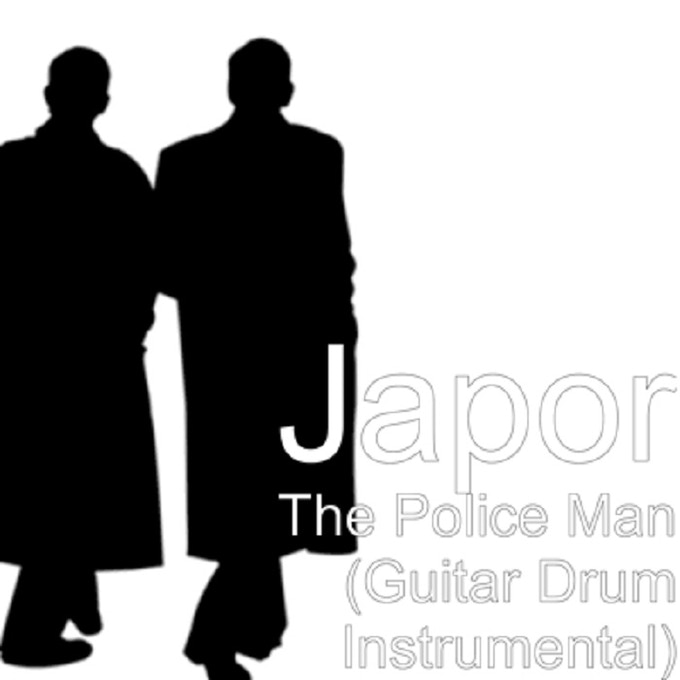 The Police Man (Guitar Drum)