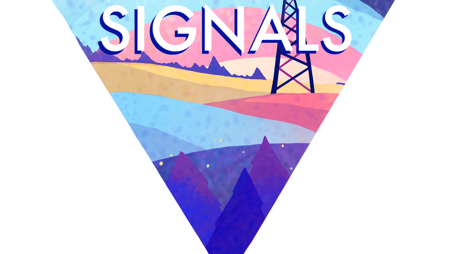 Signals is a game where you work at a radio station and make friends. The only problem is the world is ending from climate breakdown.