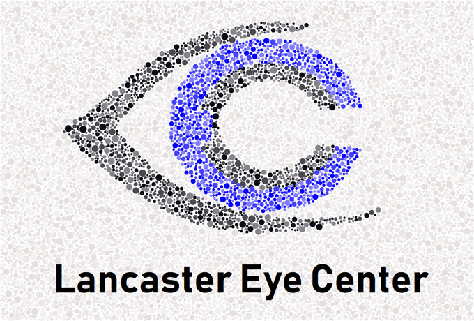 Custom logo IshiPrint for a new eye clinic.
