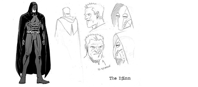 The Djinn.. or IS he?