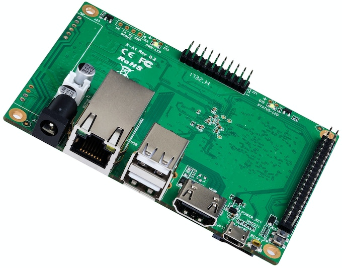 Project-X: The production ready development board