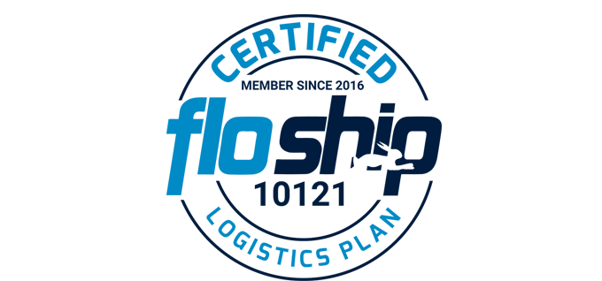 This project's logistics plan has passed a thorough 7-point review and Floship certifies that we have an efficient and reliable logistics plan to deliver this good from the factory to you, the customers.