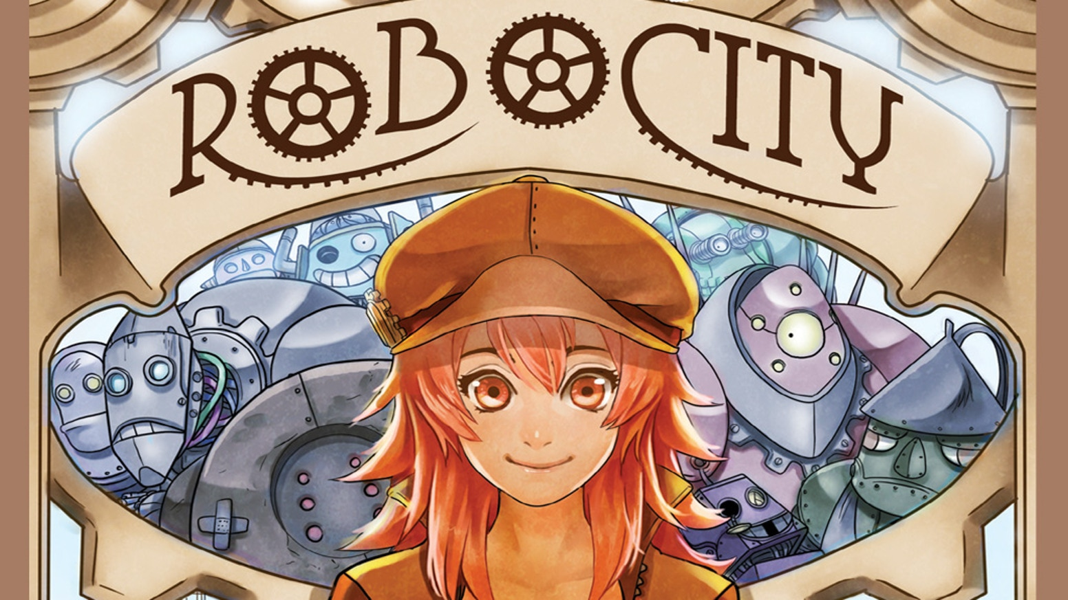 This is the kickstarter for the English edition of my steampunk adventure comic: Heartlandstories: Robocity