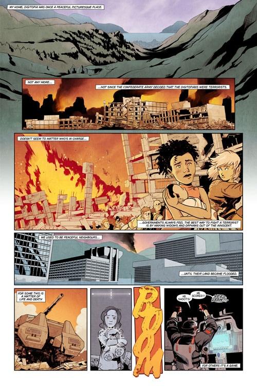 Digitopia 1.0 - page 1