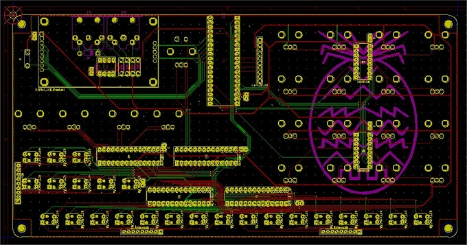 Future project pcb design...