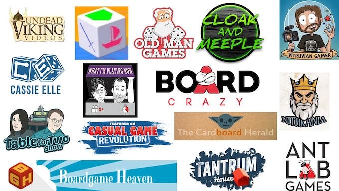 Outburst Boardgame Table by Steve P  — Kickstarter