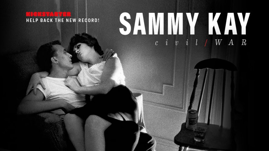 Project image for Preorder Sammy Kay's New LP!