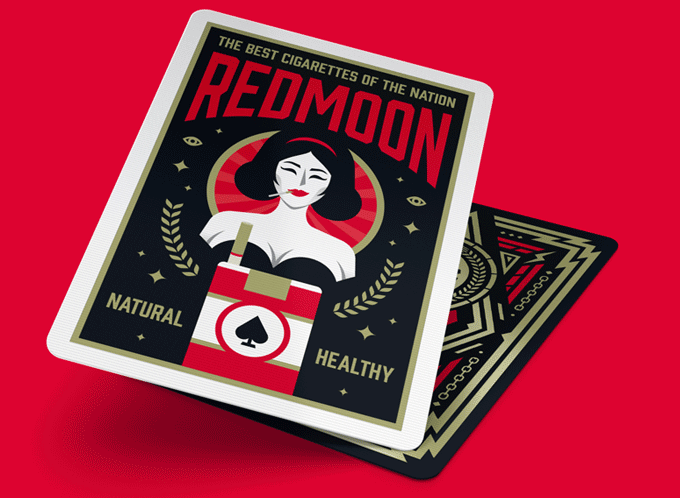 Red Moon Cigarettes