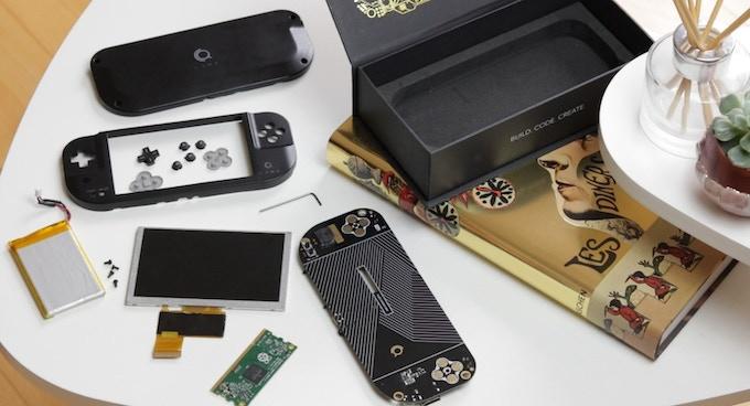 Creoqode LYRA | DIY Game Console