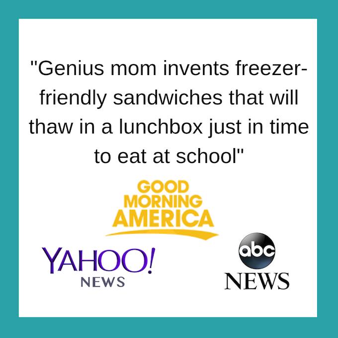 Lunchwich on GMA