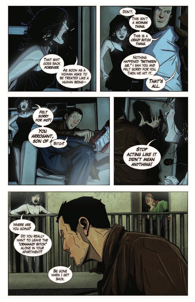 From CROSSING #1 (Enrica Jang, Alex Cormack, and Mark Mullaney)
