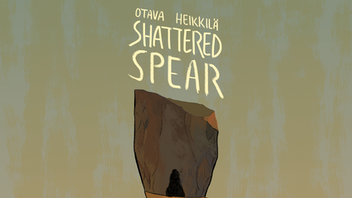 Shattered Spear: THE PRINT EDITION