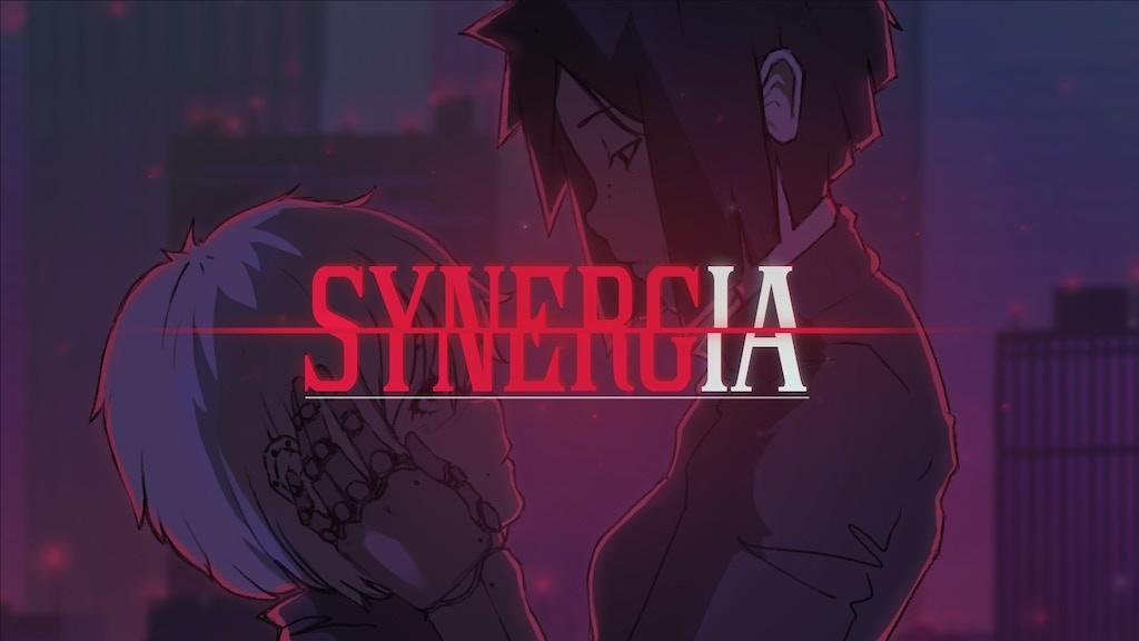 Synergia - A Yuri Cyberpunk Thriller Visual Novel project video thumbnail