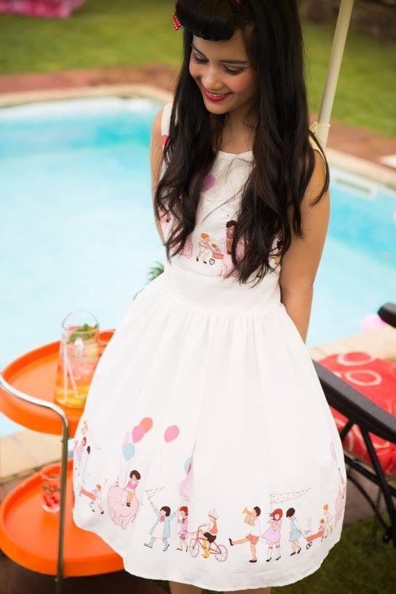 Balloon Party Dress