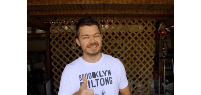 Brooklyn Biltong CEO - Ben van den Heever