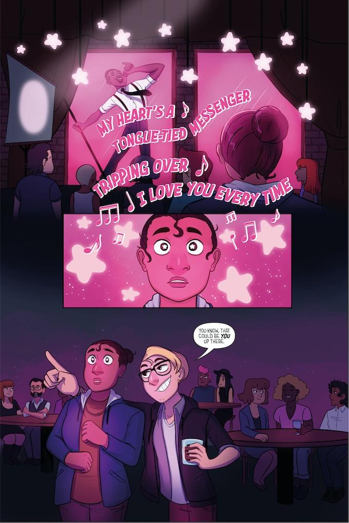 Page 7 - Hello, Robin Starlight!!