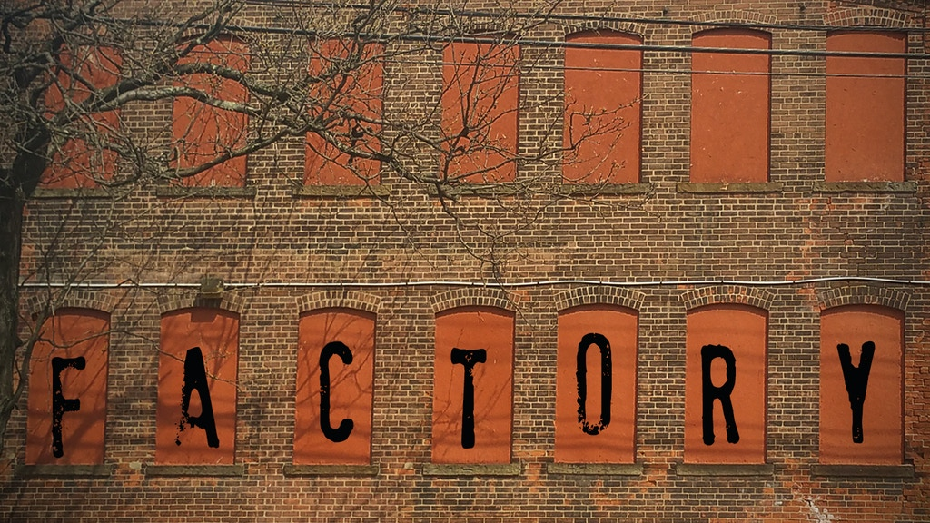 Factory – 150,000 sq feet of Sex, Vice, Music, Art & Clocks project video thumbnail