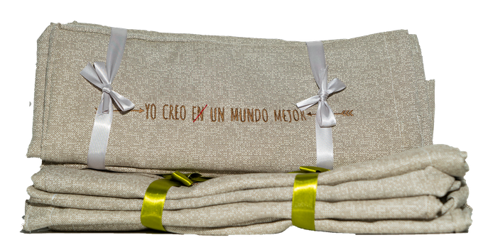 ECO-FRIENDLY bags of Verde Joli -  Sac écologique de Verde Joli