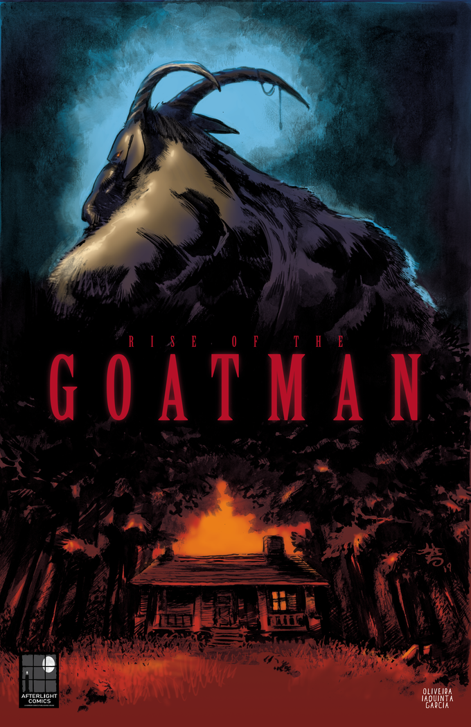 Official Rise Of The Goatman Cover