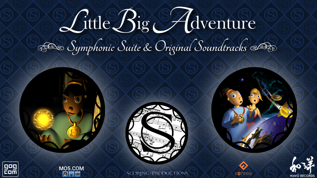 Little Big Adventure Symphonic Suite project video thumbnail