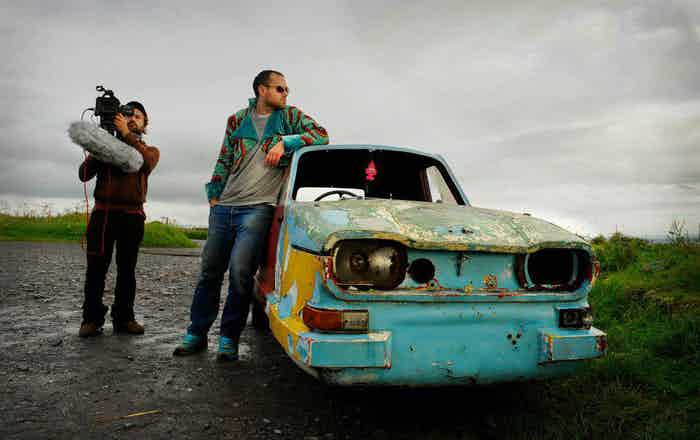 Filmmaker Ian Nesbitt's 'Taking The Michael'