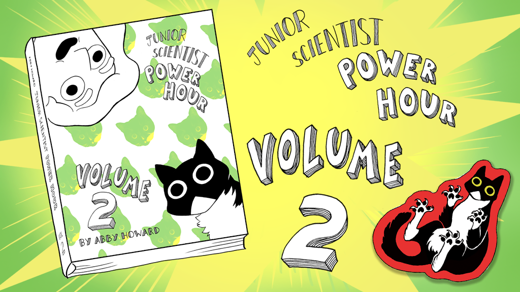 Junior Scientist Power Hour: Volume 2 project video thumbnail