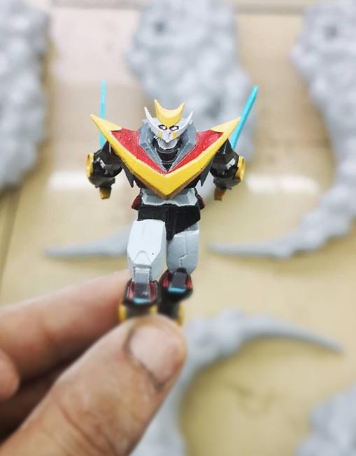GIGA-ROBO! by Giga-Robo! — Kickstarter