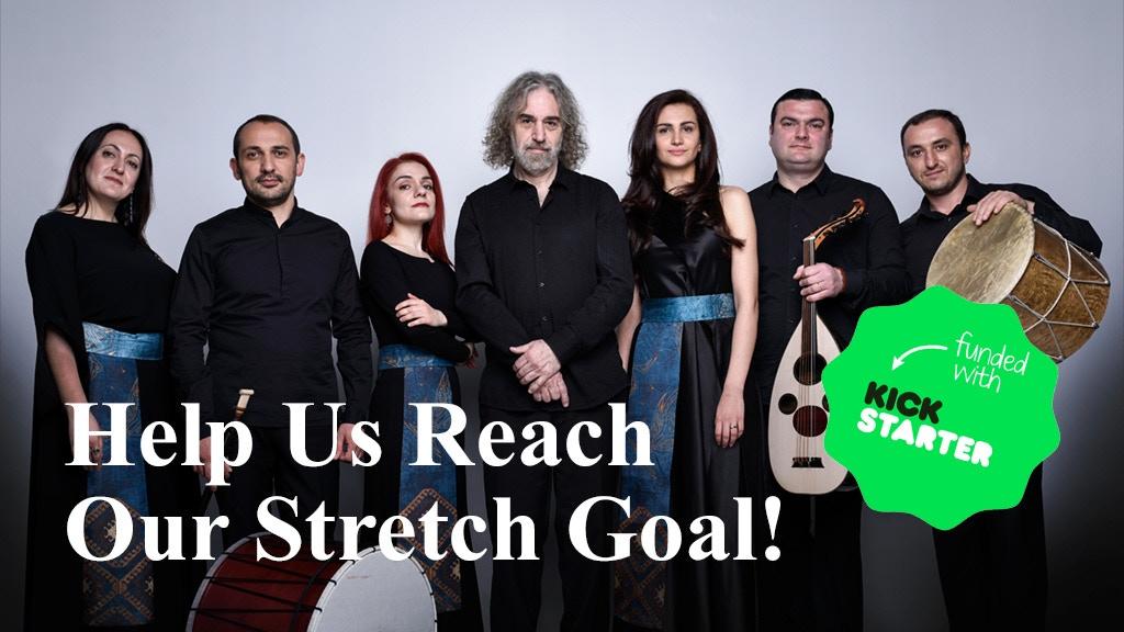 "The Naghash Ensemble of Armenia ""Songs of Exile: Volume III"" project video thumbnail"
