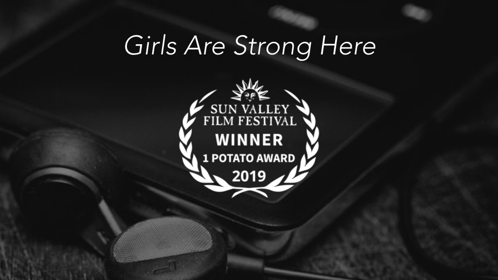GIRLS ARE STRONG HERE project video thumbnail