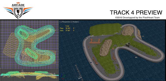 ARCADE RACING LEGENDS Dreamcast by PixelHeart — Kickstarter