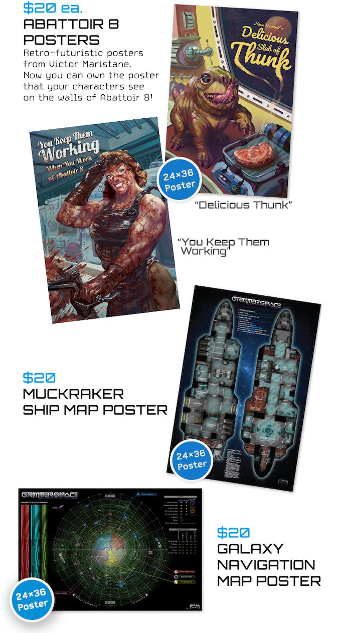 Grimmerspace by Iron GM Games — Kickstarter