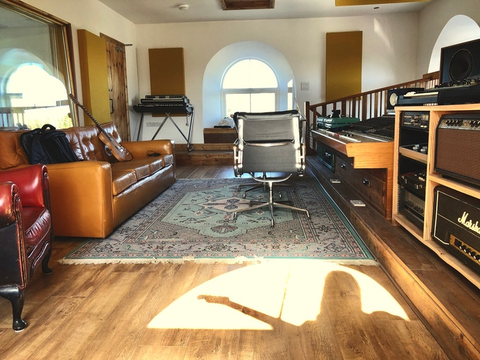 The Control Room in StudiOwz