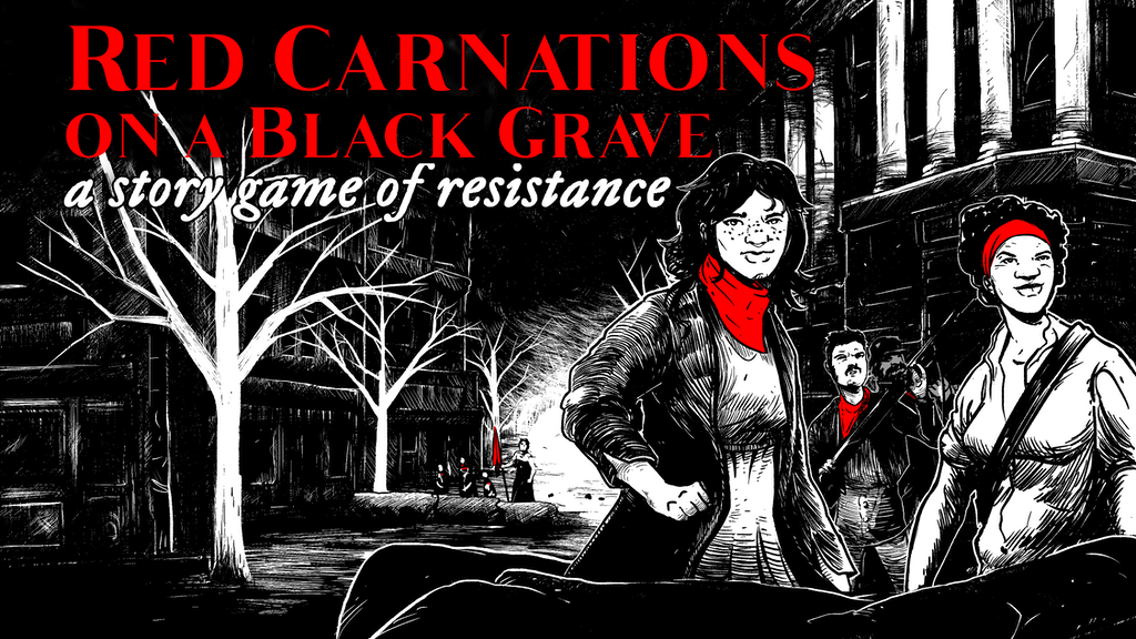 Red Carnations on a Black Grave project video thumbnail
