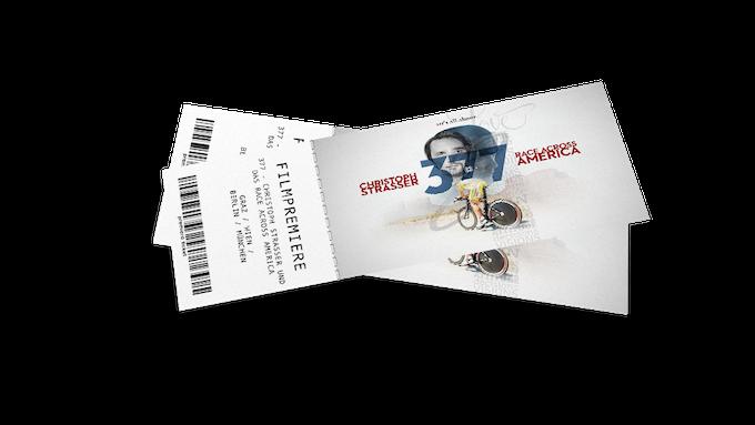 2x Tickets für eine Filmpremiere deiner Wahl in Graz, Wien, München, Berlin oder Hamburg (2x tickets for a film premiere of your choice in Graz, Vienna, Munich, Berlin or Hamburg)