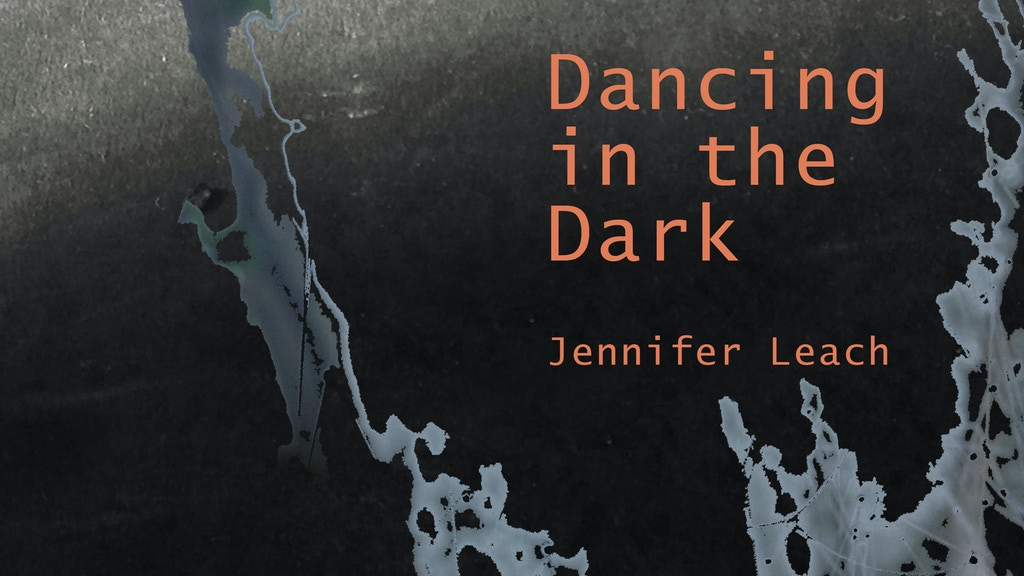 Dancing in the Dark - an artist's book project video thumbnail