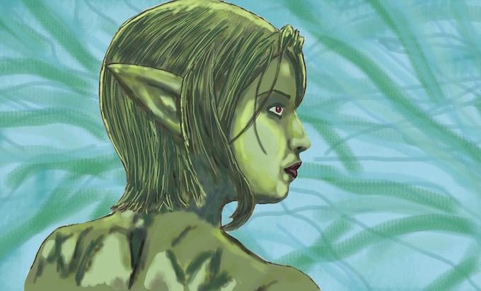 New variant race option - Primal Feywild Elf