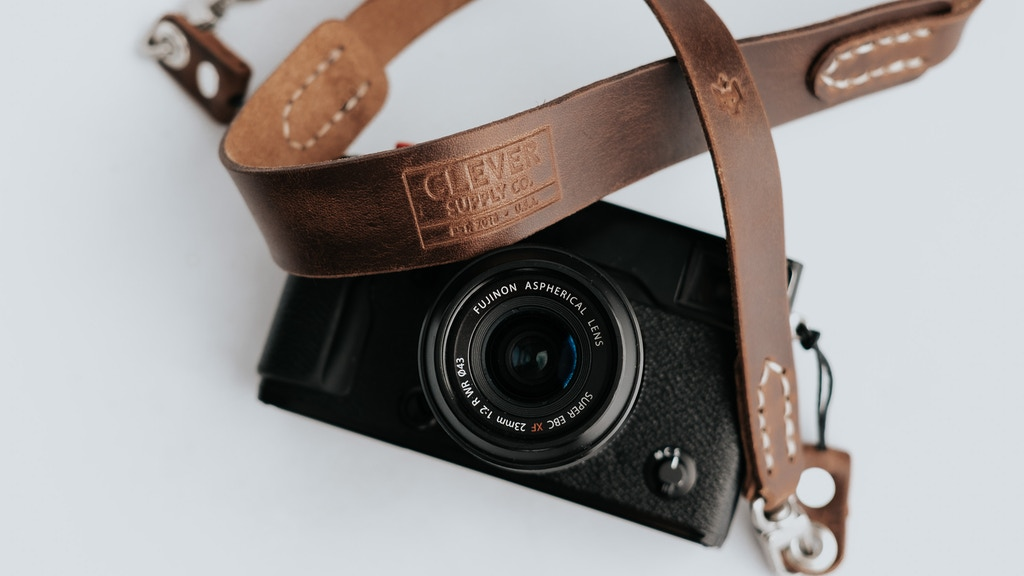 Anchor Strap: A Comfortable Camera Strap w/ PD hardware project video thumbnail