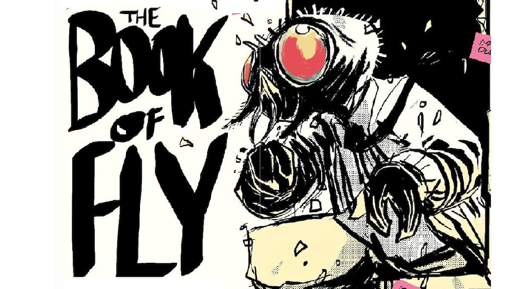 The Book of Fly, and Other Poems project video thumbnail