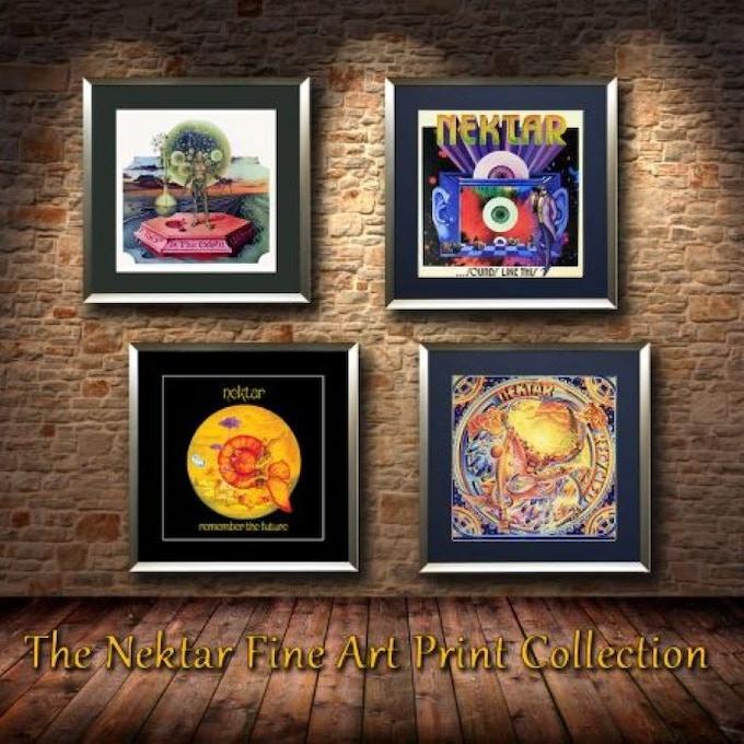 The Nektar Fine Art Print Collection