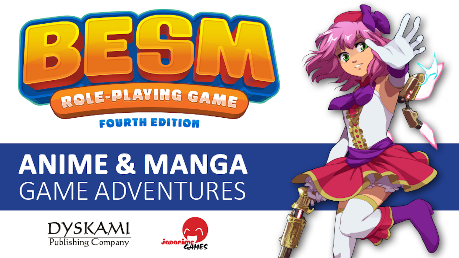 Your ultimate companion for multi-genre anime and manga role-playing adventures!